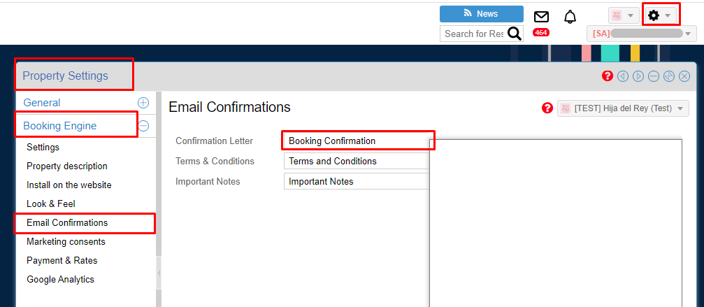 Booking Confirmation Email From Booking Engine Hostelsystem