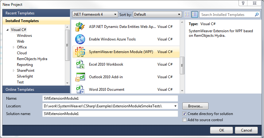 Getting Started With swExplorer Extensions :