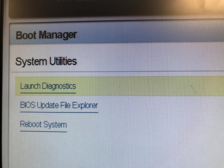 How do I run diagnostics on a Dell PowerEdge Server