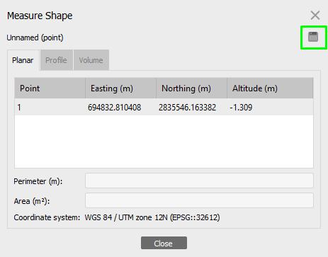 DEM based measurements : Helpdesk Portal