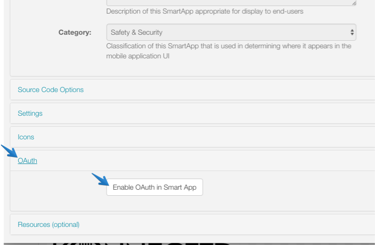 SmartThings: Install the Konnected SmartApps with GitHub