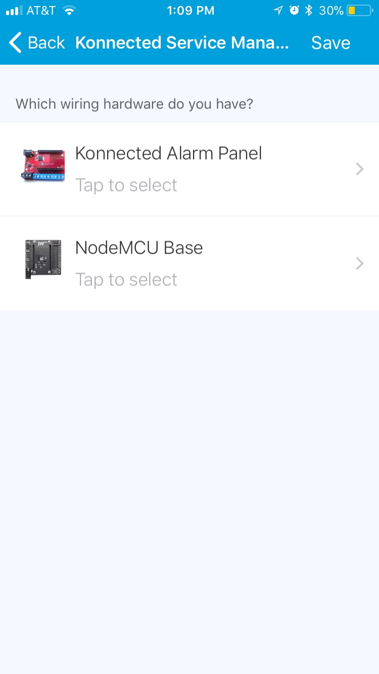 SmartThings: Setting Up Sensors and Devices : Konnected Help