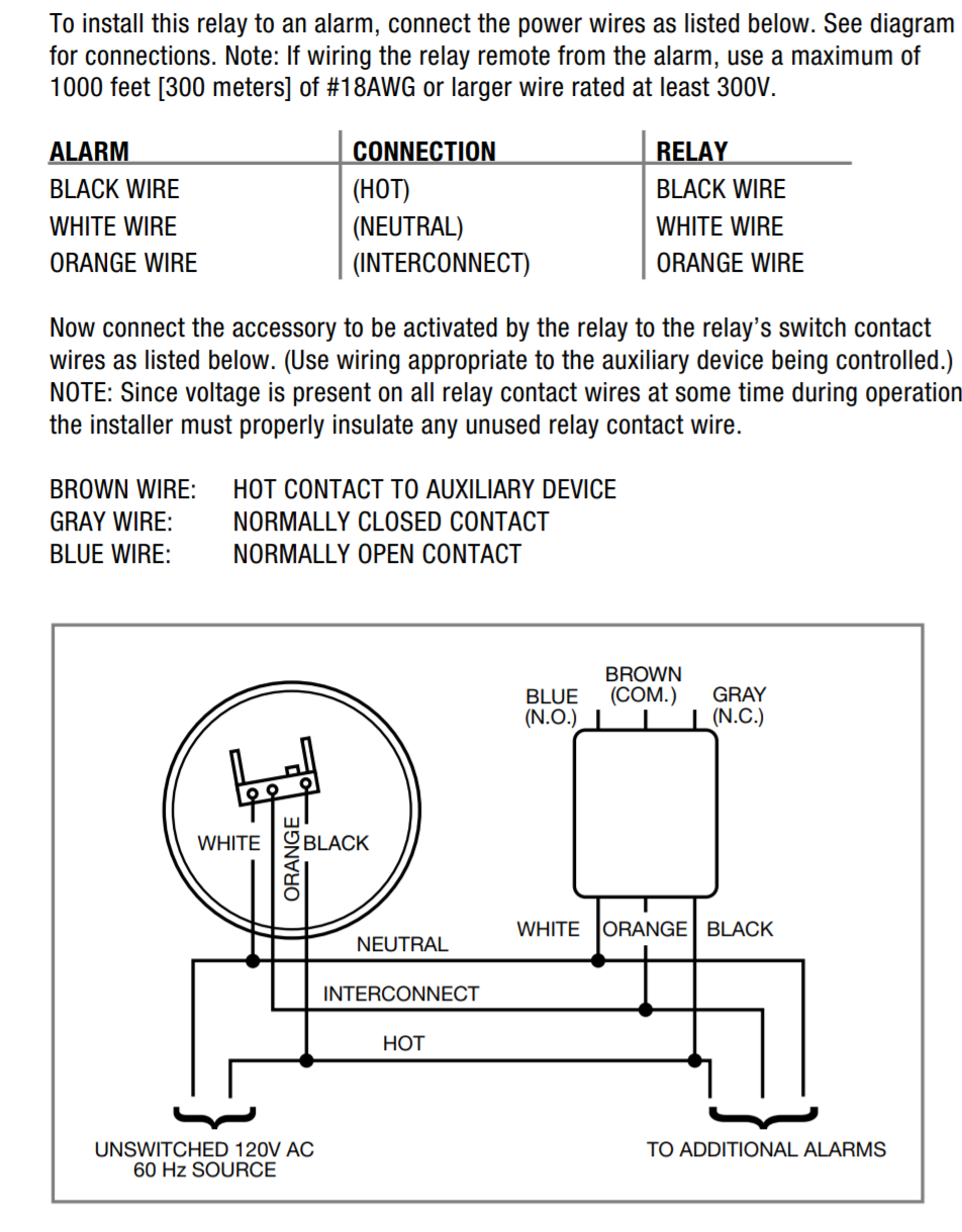 Smoke Alarm Wiring Diagram On Esl 449crt Detector Interconnect First Alert Simple Site
