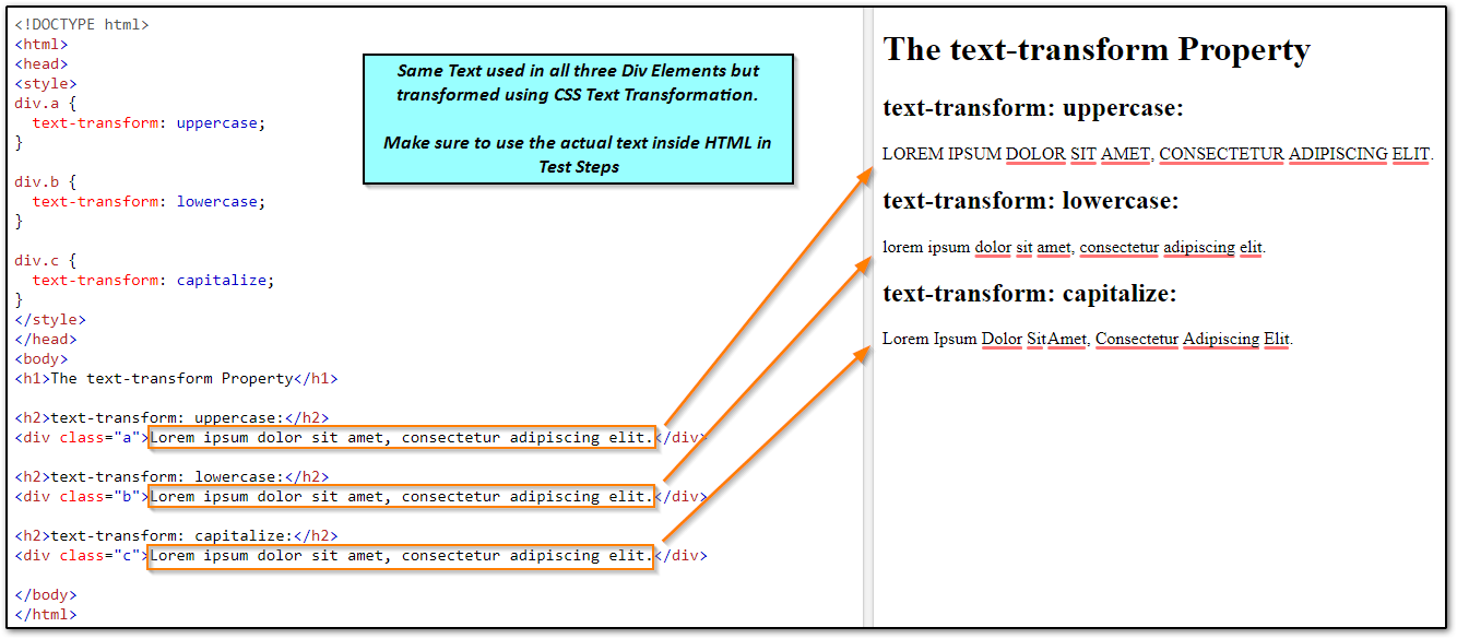 Most common causes for Text Verification Errors in Testsigma
