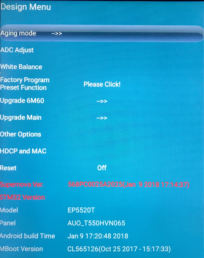 How to upgrade firmware on EP5520/EP5520T? : Online Support