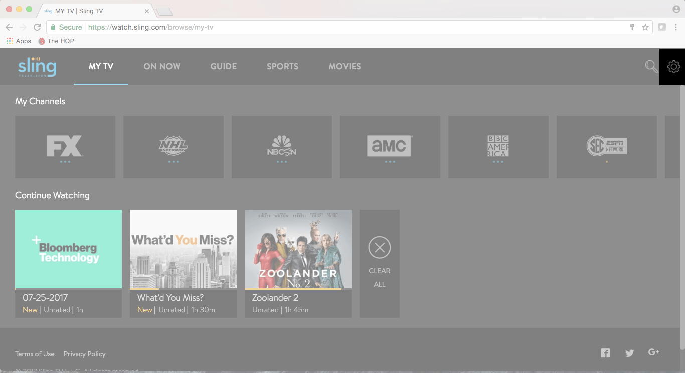 Sling Tv Sign In Account – HD Wallpapers