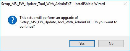 Why doesn't the firmware update tool detect my monitor while it is