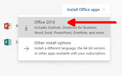 Downloading and Installing Microsoft Office 365 from Office