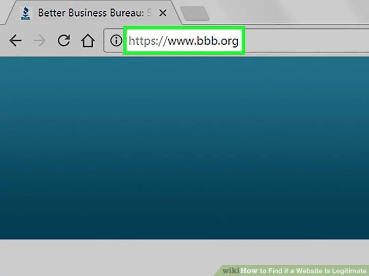 Image titled Find if a Website Is Legitimate Step 13