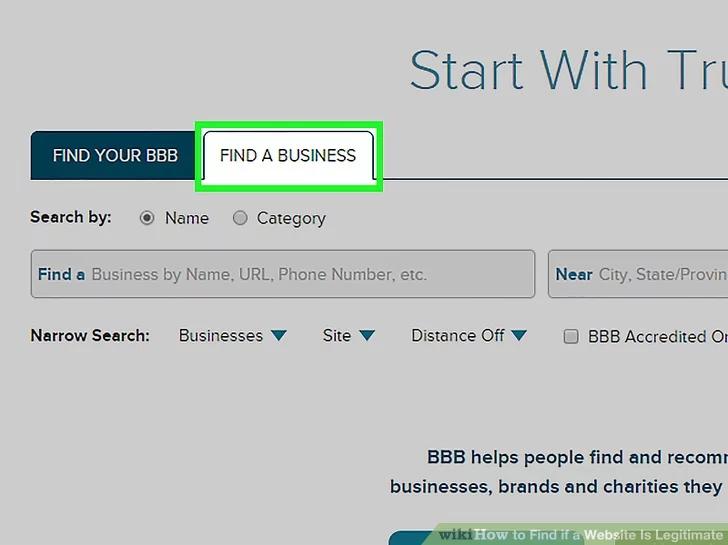 Image titled Find if a Website Is Legitimate Step 14