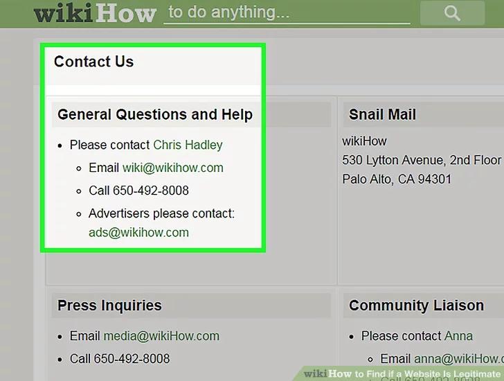 Image titled Find if a Website Is Legitimate Step 7