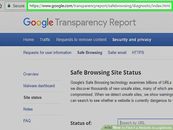 Image titled Find if a Website Is Legitimate Step 8