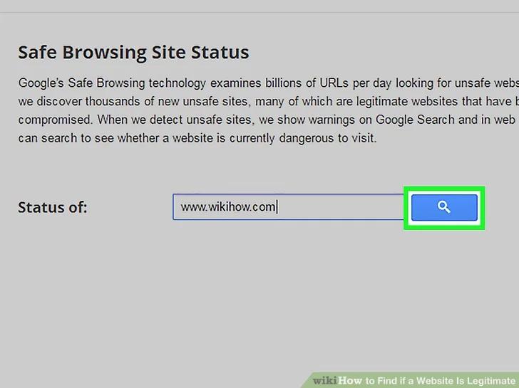 Image titled Find if a Website Is Legitimate Step 11