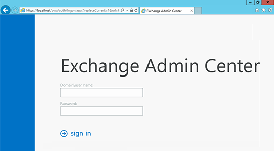 ssl for exchange server 2013 login
