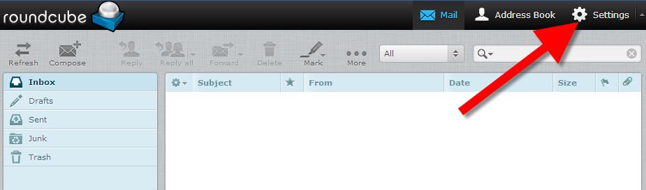 webmail preferences