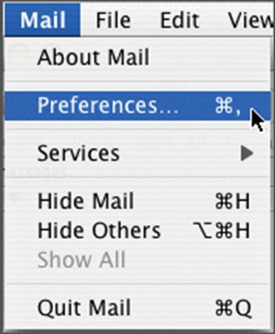 Add Email Account to Mac Mail