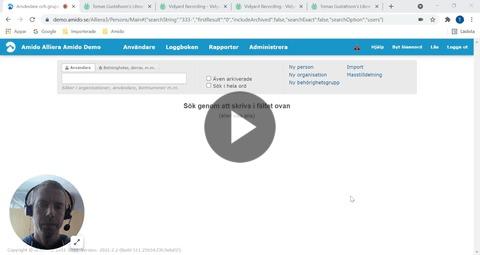 Edit Räddningstjänst Arkivera Tagg