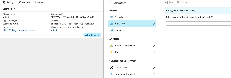 Freshservice and Skype for Business (online) Integration : freshservice