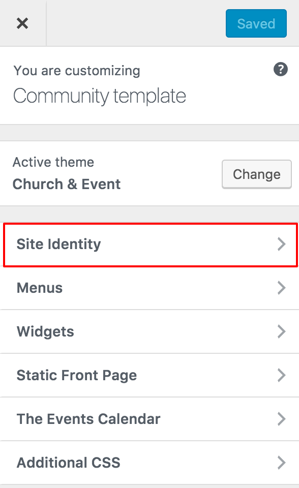 How to add a favicon / site icon to your WordPress site? : Church ...