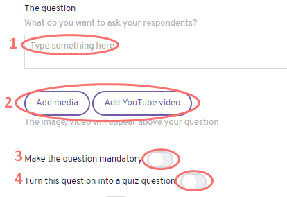 Ranked - edit question