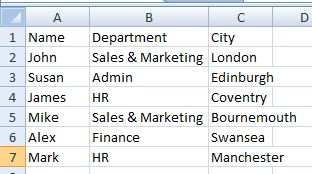 Typeahead form excel answer file