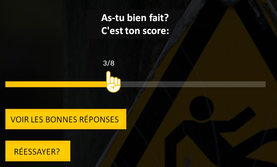 Score de questionnaire