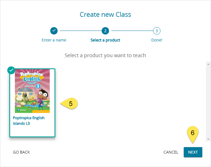 Poptropica English Island Portal: Registration and Create a Class