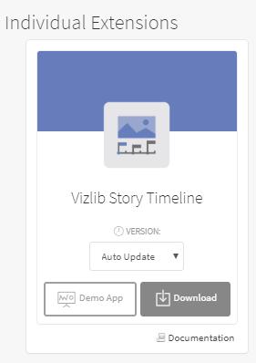 How to install the Vizlib library on Qlik Sense desktop : Vizlib