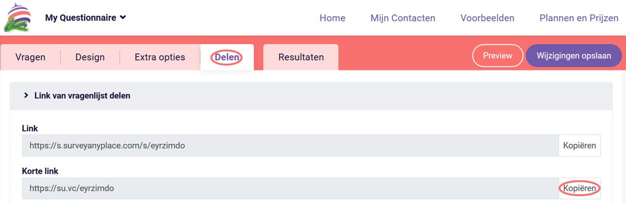 URL - Vooraf invullen van introductieschem velden