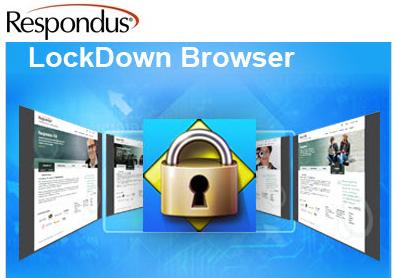 the Respondus LockDown Browser installation splash page