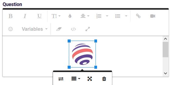 Adjust media size
