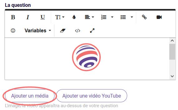 Ajouter un média
