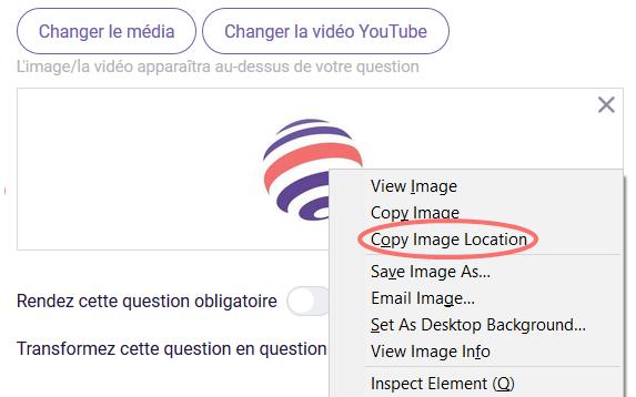 Ajouter un média - copier