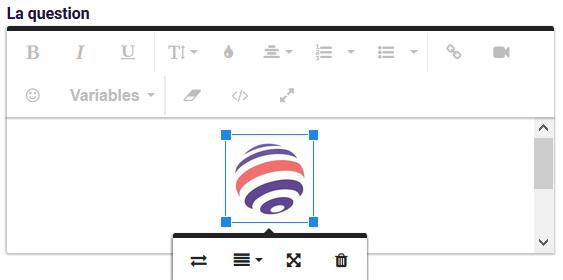 Ajouter média - logo