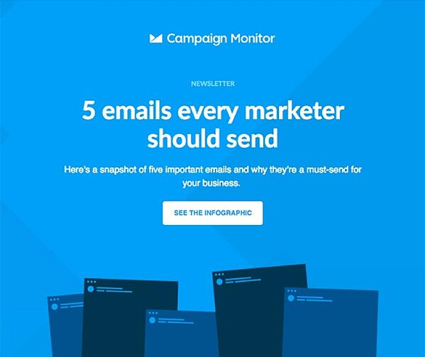 Calls-to-action in emails for financial advisors