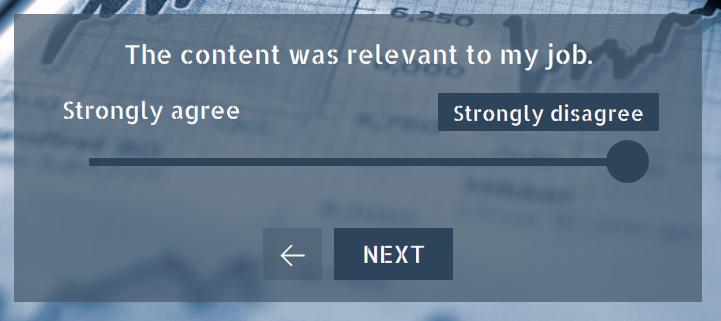 Overzicht vraagtypen - slidebar tekst