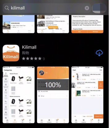How To Install Kilimall App Is Kilimall Available For Iphone Ios Why Do I Need To Install Kilimall App Kilimall Faq Center