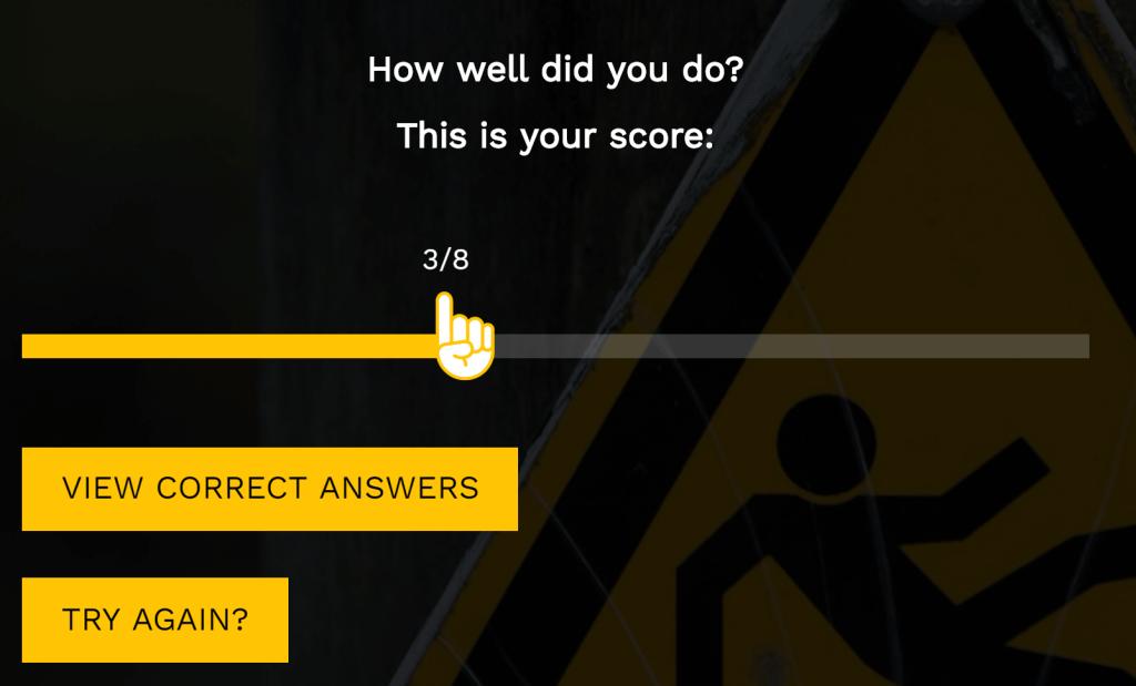 quiz scoring example