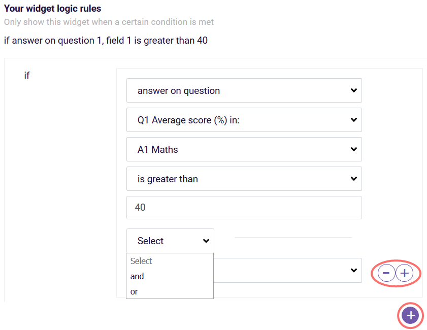 Add logic rules example