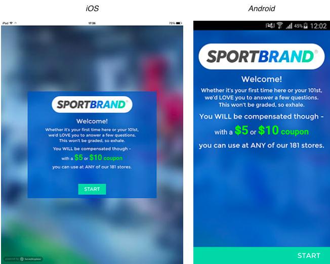 iOS safari and Android chrome example