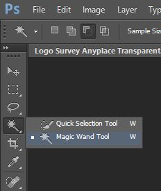 Magic Wand Tool Icon Photoshop