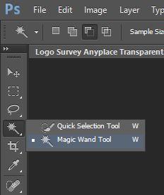 Magic Wand Tool Icon Photoshop
