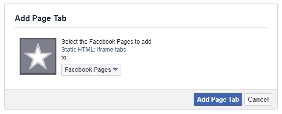 Embed survey static facebook html