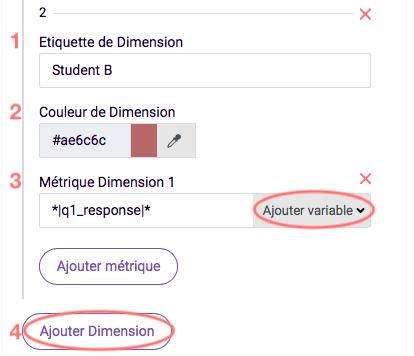 ajouter dimension