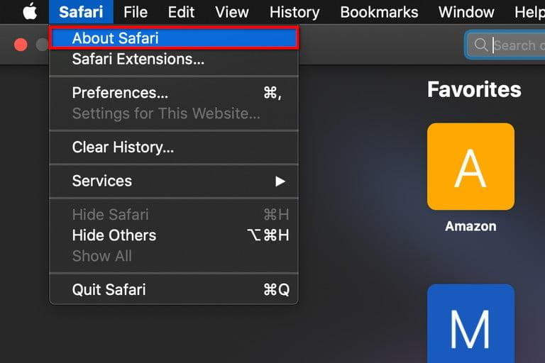 About Safari Desktop
