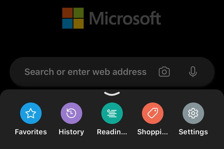About Microsoft Edge iOS Android