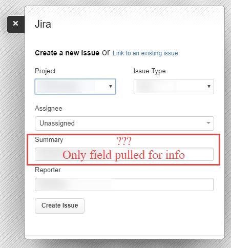 The Jira plugin is *awful* : Freshdesk