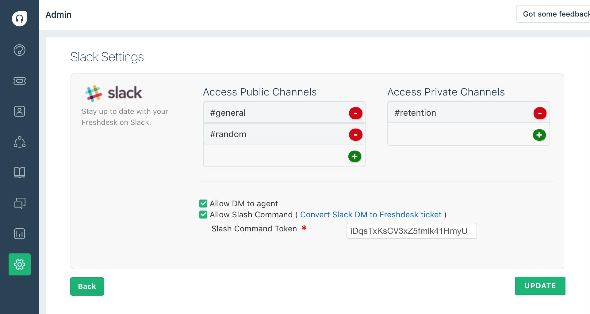 Freshdesk - Slack Integration : Freshdesk