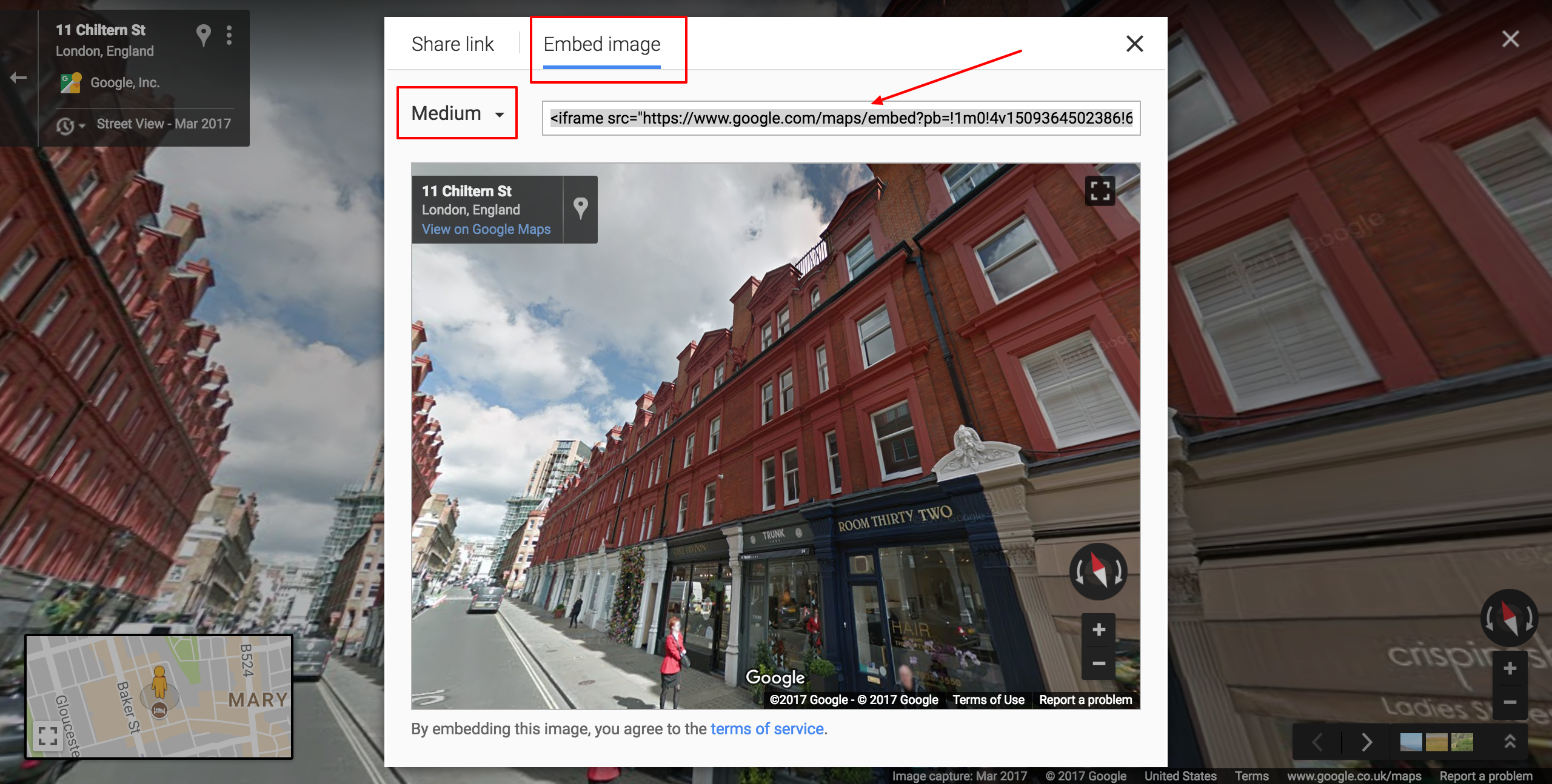 How to edit or remove the street view on the Coffee homepage - VIP