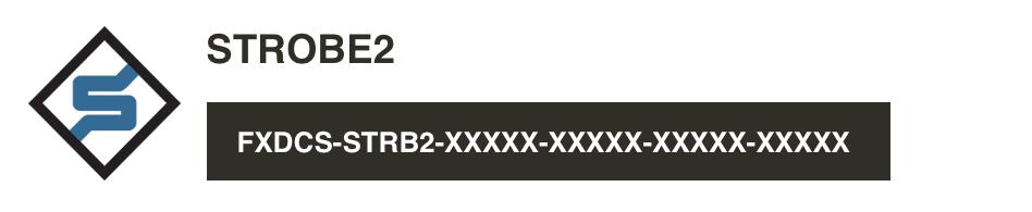 strobe2 Serial Number